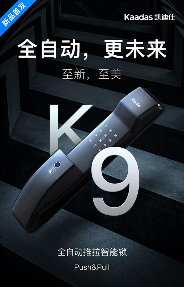 凯迪仕K9